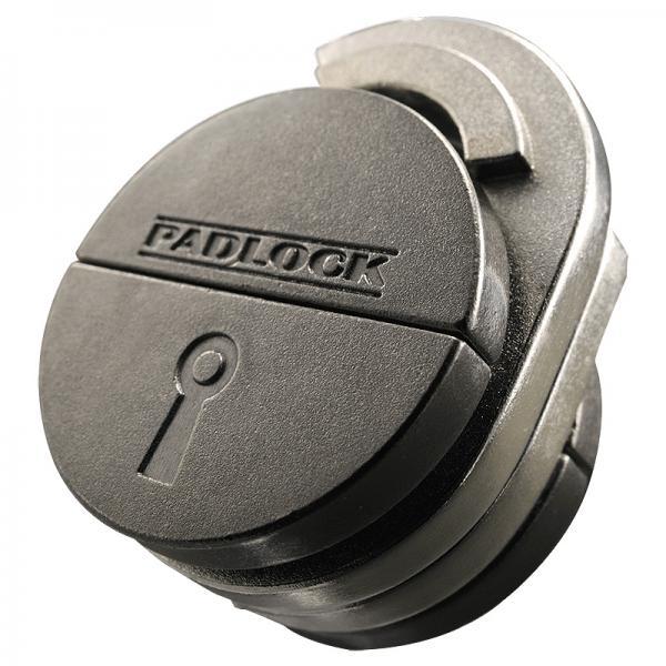 Huzzle Cast Padlock - Difficulty Expert