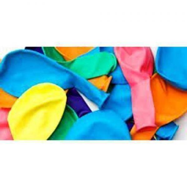 Balloons Latex 15 cm - 100 pezzi - Multicolor