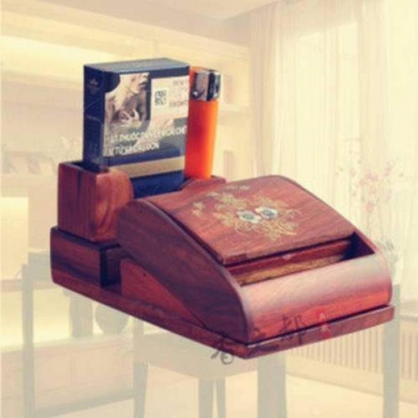 Pop Cigarette Box (Rosewood)
