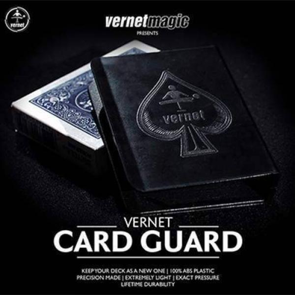 Vernet Card Guard (Black) by Vernet - Card Clip