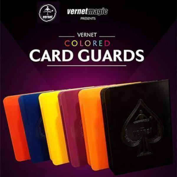 Vernet Card Guard (Blue) - Card Clip