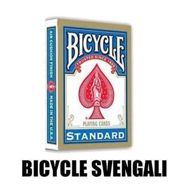 Bicycle Svengali Deck - Blue