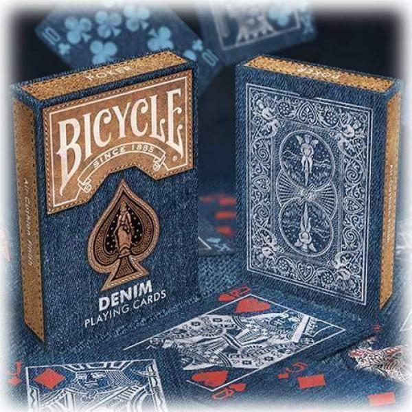 Bicycle - Denim Deck