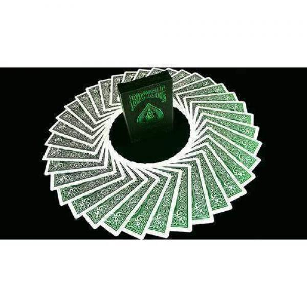 Bicycle MetalLuxe Emerald Playing Cards Limited Ed...