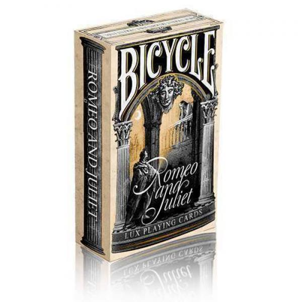 Bicycle Montague vs Capulet Playing Cards by LUX P...