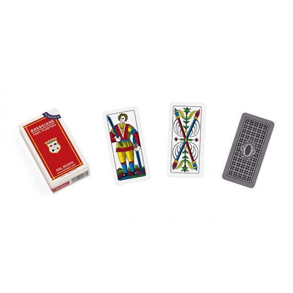 Bresciane Plastic Playing Cards