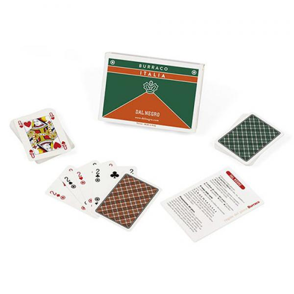 Burraco Italia Playing Cards
