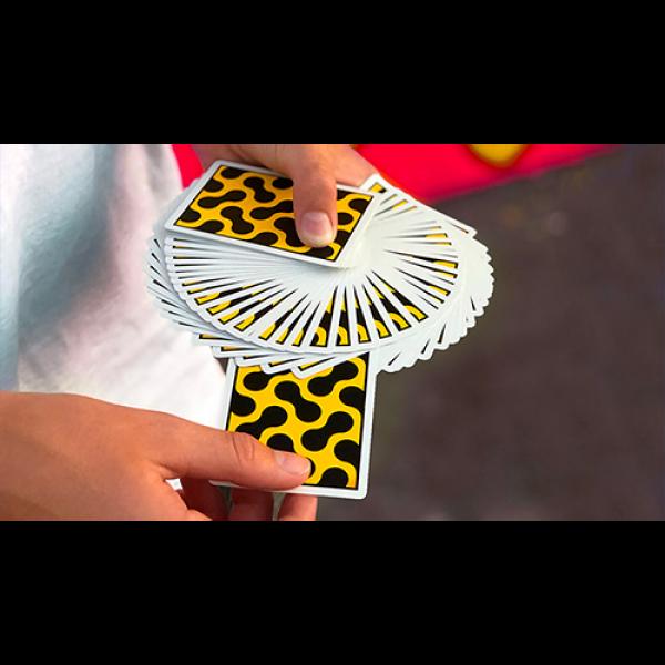 Cheetah Playing Cards by Gemini