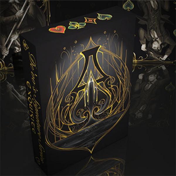 Black Exquisite Special Players Edition by De'vo v...