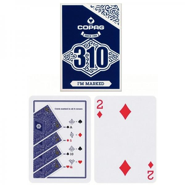 Copag 310 Playing Cards - Slim Line - I'm Marked