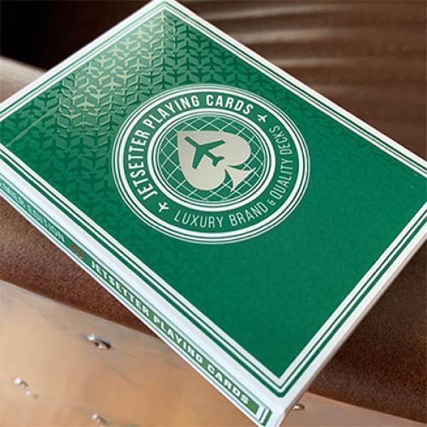 Premier Edition in Jetsetter Green by Jetsetter Pl...