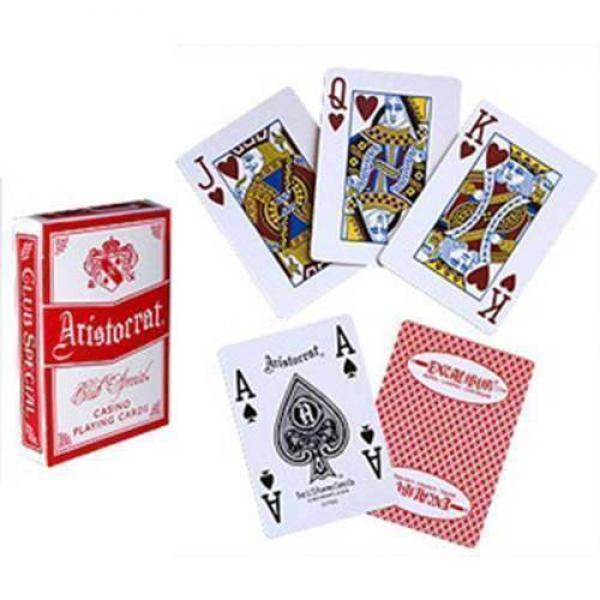Aristocrat Excalibur I Casino ( jumbo index) - red...