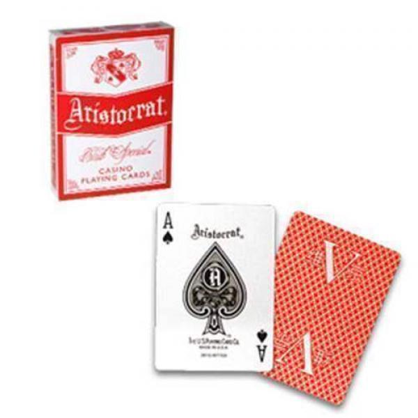 Aristocrat - V  - red back