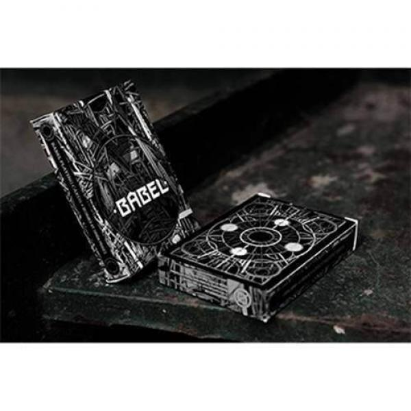 Babel Deck (Black) by Card Experiment
