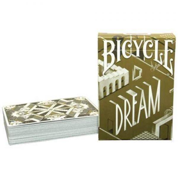Bicycle Dream Playing Cards (Gold Edition) by Card...