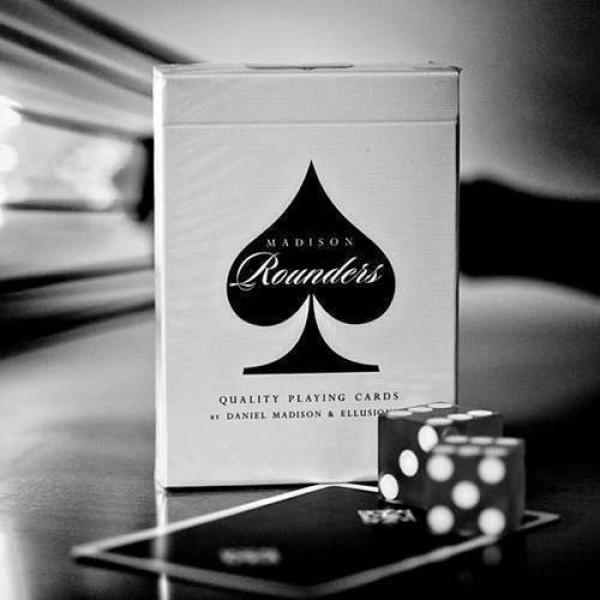 Bicycle Rounders Playing Cards by Madison & El...