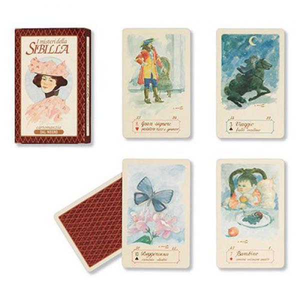 I Misteri Della Sibilla Tarot