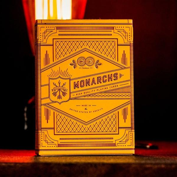 Monarchs deck - Mandarin Edition