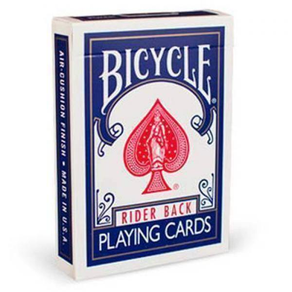 Bicycle Playing Cards Deck - Poker - old case - bl...