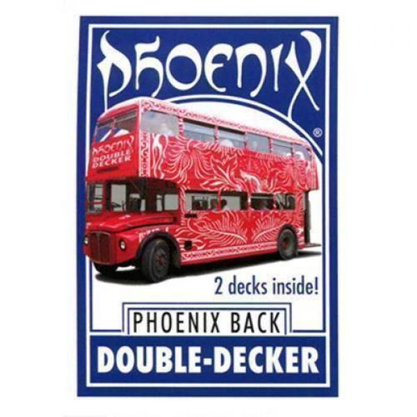Phoenix Double Decker (blue deck and a blue force ...
