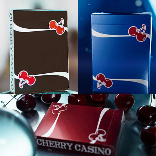 Cherry's deck set (Reno Red, Casino V3 True Black,...