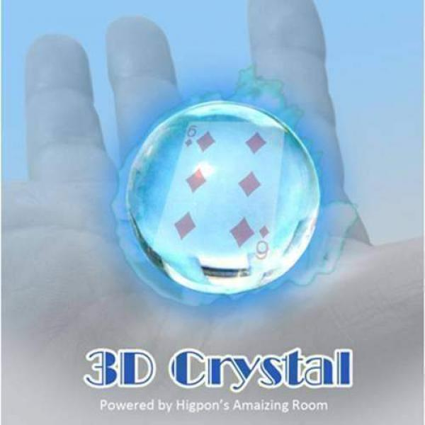 3D Crystal by Higpon (Iphone Trick) with DVD