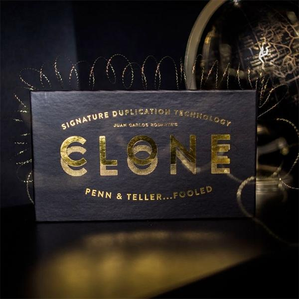 Clone by JC Rodarte and Ellusionist