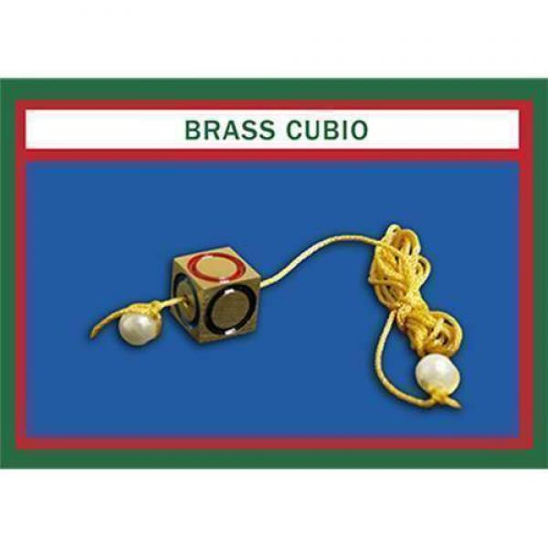 Cubio Brass by Mr. Magic