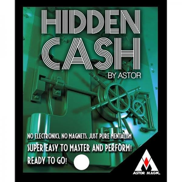 Hidden Cash by Astor