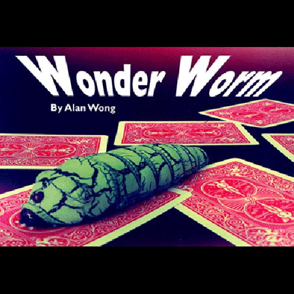 Wonder Worm by Alan Wong