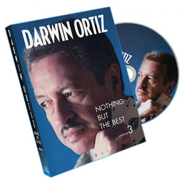 Darwin Ortiz - Nothing But The Best V3 by L&L ...