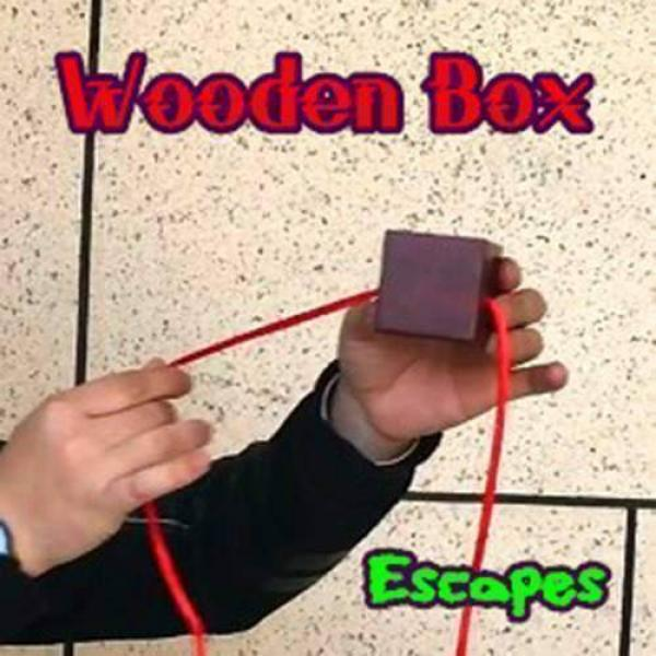 Wooden Box Escapes - Deluxe