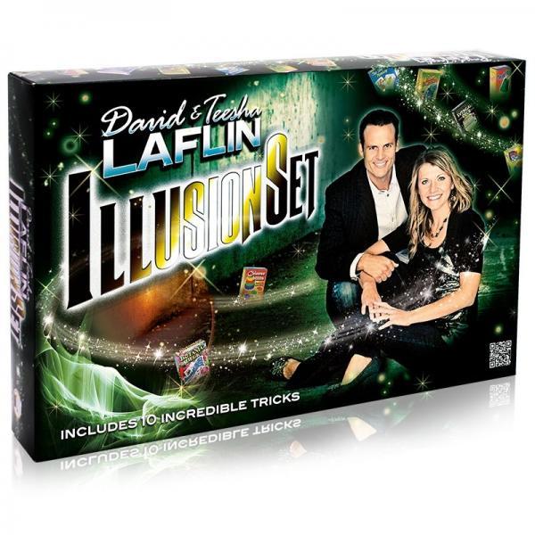 David & Teesha Laflin - Illusion Set