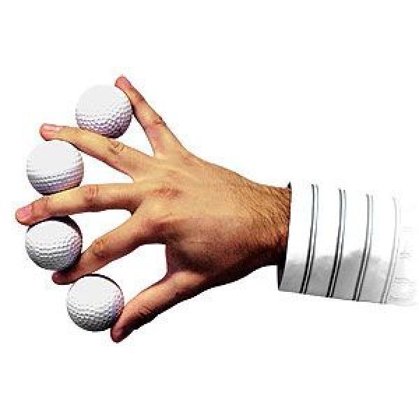 Multiplying Golf Balls - Economic