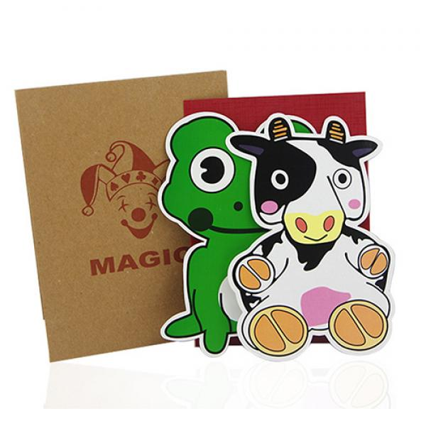 Cow and Frog (Small)