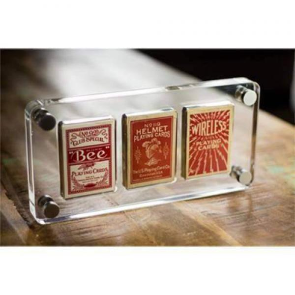 3 Deck Card Case by Gambler's Warehouse