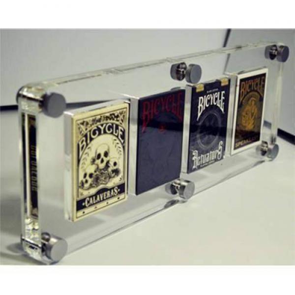 4 Deck Card Case by Gambler's Warehouse