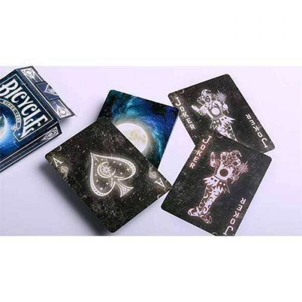 Bicycle Starlight Lunar Playing Cards