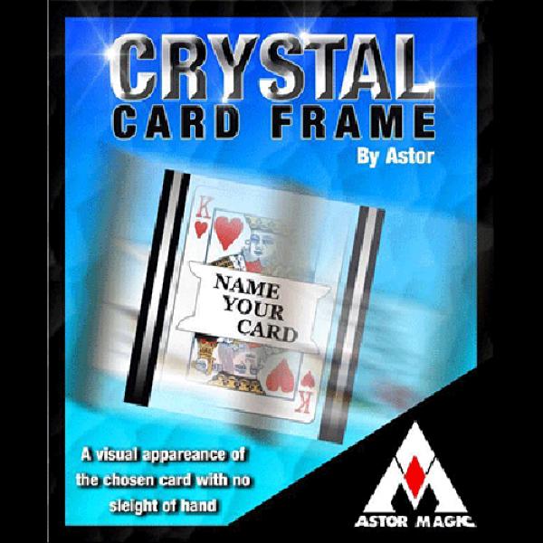 Crystal Card Frame by Astor