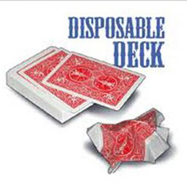 Disposable Deck