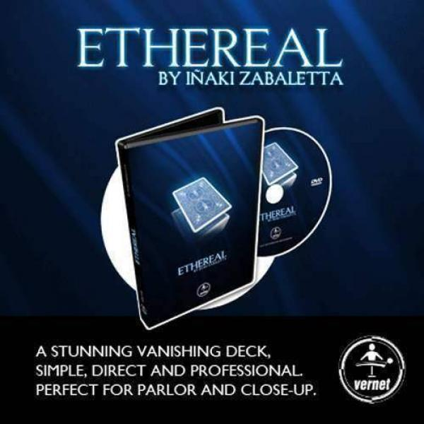 Ethereal Deck by Vernet - Gimmick and online instr...