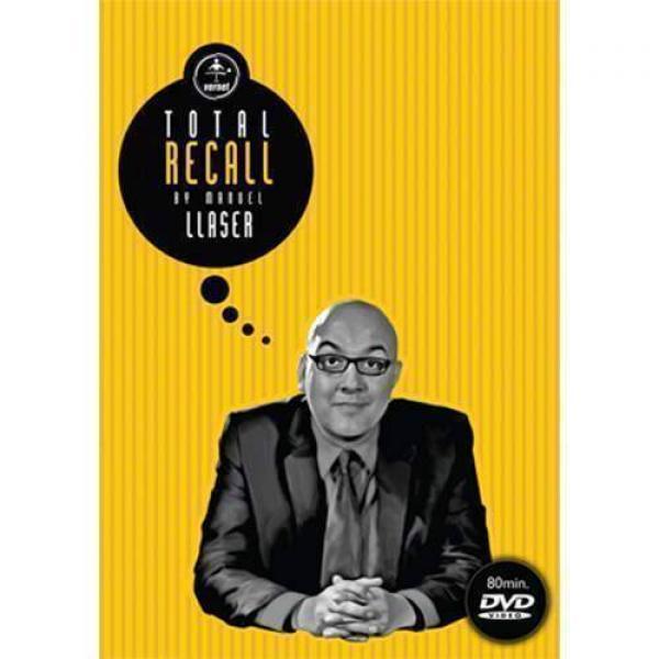 Total Recall by Manuel Llaser & Vernet Magic -...