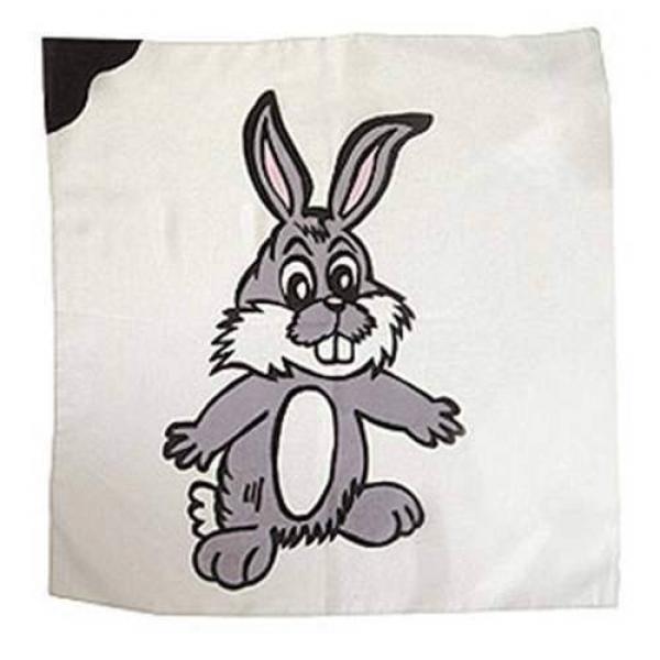 Rabbit silk - 90 x 90 cm