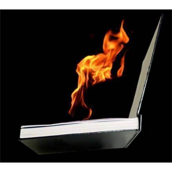 FIRE BOOK by Premium Magic