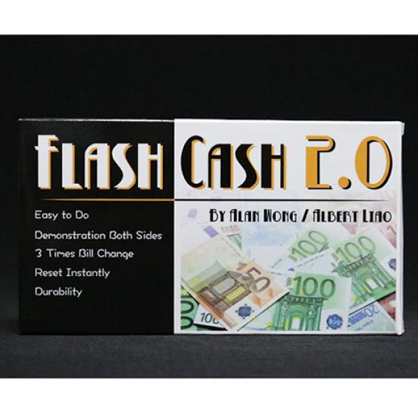 Flash Cash 2.0 (Euro) by Alan Wong & Albert Li...