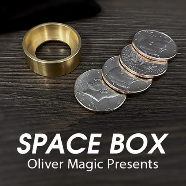 Space Box by Oliver Magic