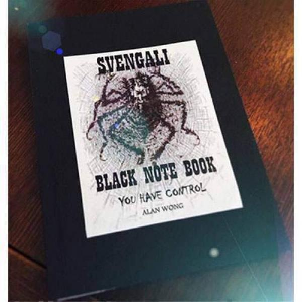 Svengali Note Book (A5 size 5.8 x 8.3 inch) by Ala...