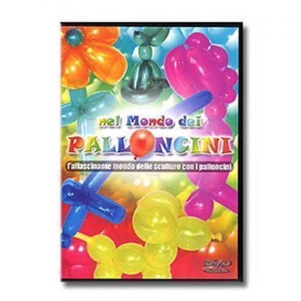 Bernardo Palazzi - Nel mondo dei palloncini DVD