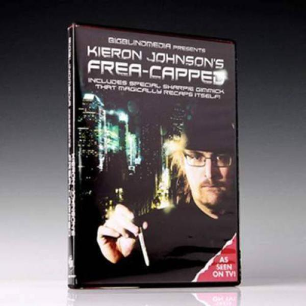 Frea-capped by Kieron Johnson and Big Blind Media ...
