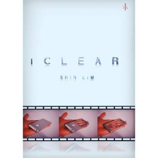 iClear Gold (DVD and Gimmicks) by Shin Lim - origi...